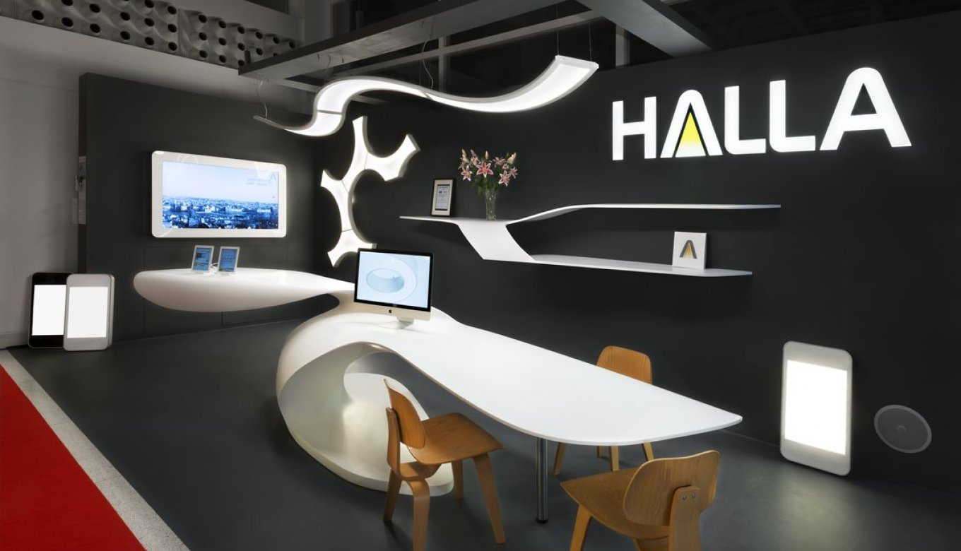 Exhibition Stand Revit : Mila halla a s professional lighting