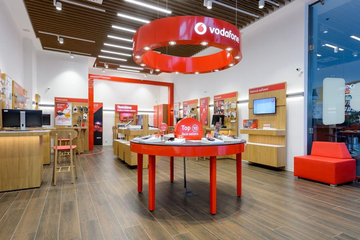 References - Project Vodafone store | Halla, a.s.
