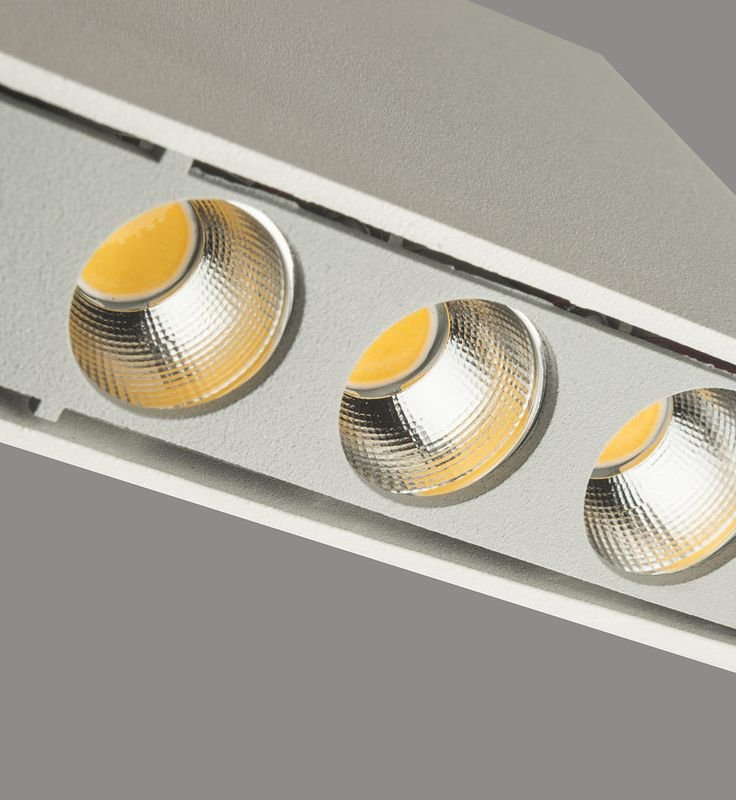 proyector led de carril iluminación acento
